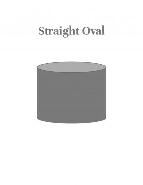 Straight Oval